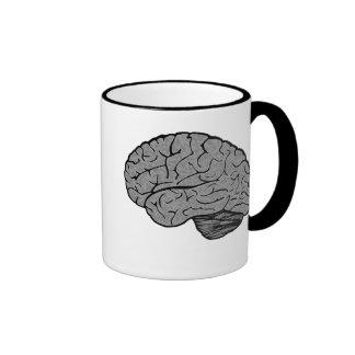 Stylized Brain Mug
