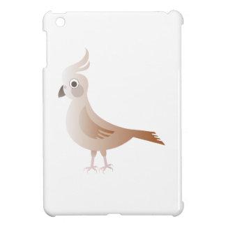 Stylized Brown Bird iPad Mini Case