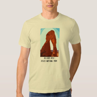 Stylized Delicate Arch Tshirt