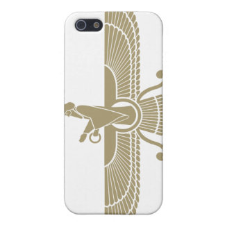 Stylized Faravahar Covers For iPhone 5