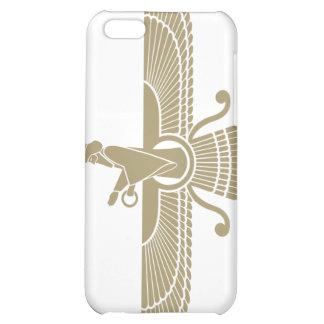 Stylized Faravahar iPhone 5C Cover