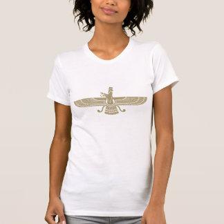 Stylized Faravahar Tee Shirts
