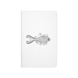 Stylized Fish Journals
