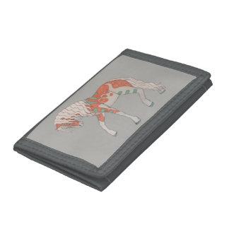 Stylized Horse Wallet