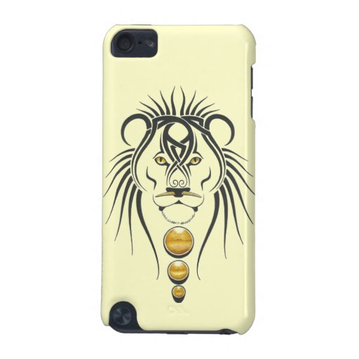 Stylized Tiger iPod Touch Case