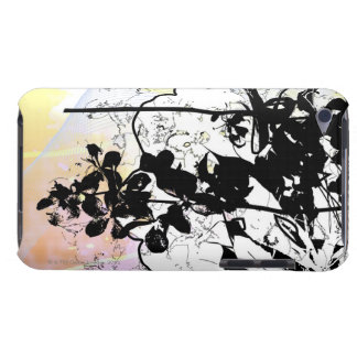 Stylized Tree Branches iPod Case-Mate Cases