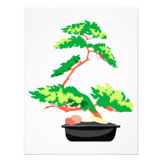Stylized Upright Bonsai 2 Invite