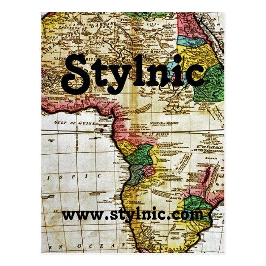 Stylnic Promo Card