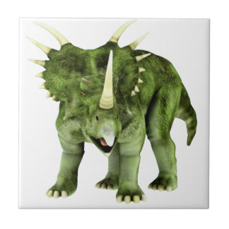 Styracosaurus Tile