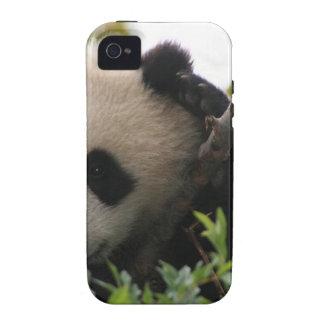 Su Lin, giant panda bear cub at the San Diego Zoo Case-Mate iPhone 4 Case