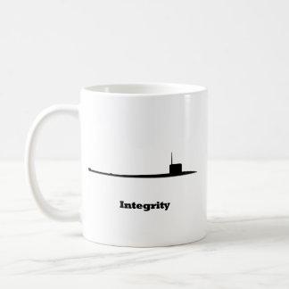 Sub Integrity Basic White Mug