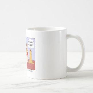 Sub Woofer Cartoon Mug