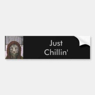 Sub Zero Bumper Sticker