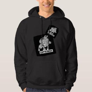 Subaru  boxer hoodie