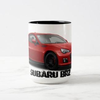 Subaru BRZ mug
