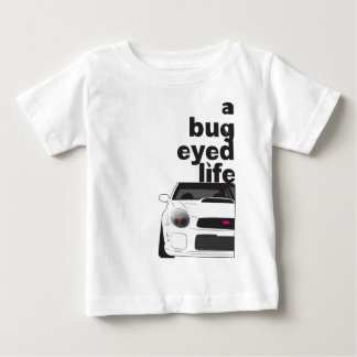 Subaru Bug Eyed Life Baby T-Shirt