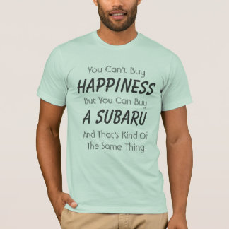 Subaru Happiness T-Shirt