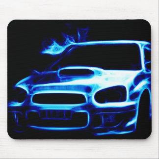 Subaru Impreza Mouse Mat