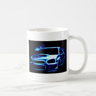 Subaru Impreza Basic White Mug