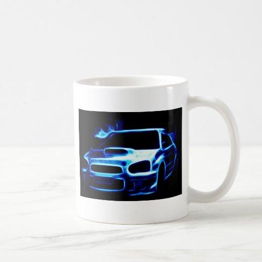 Subaru Impreza Mugs