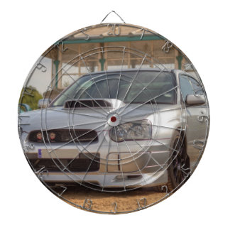 Subaru Impreza STi - Body Kit (Silver) Dartboard