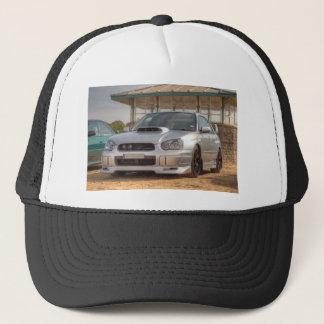 Subaru Impreza STi - Body Kit (Silver) Trucker Hat