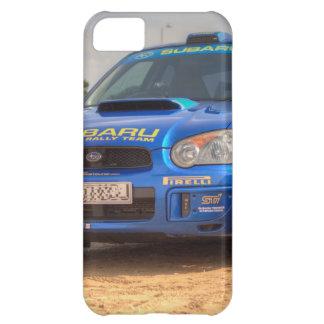 Subaru Impreza STi SWRT Stickers iPhone 5C Case