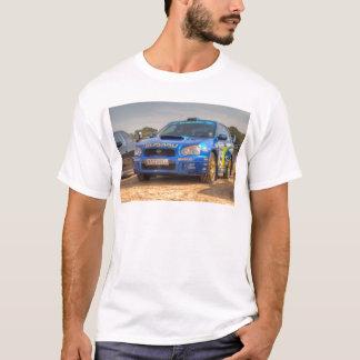 Subaru Impreza STi SWRT Stickers T-Shirt