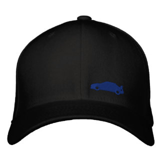 Subaru Wrx car silhouette hat Embroidered Hat