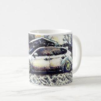Subaru WRX STI Coffee Mug
