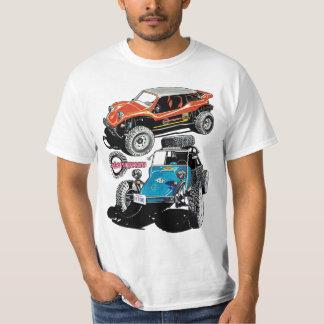 Subarugears Norra retro t-shirt