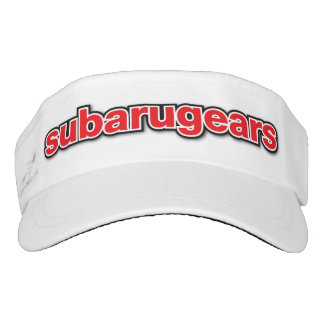 Subarugears visor