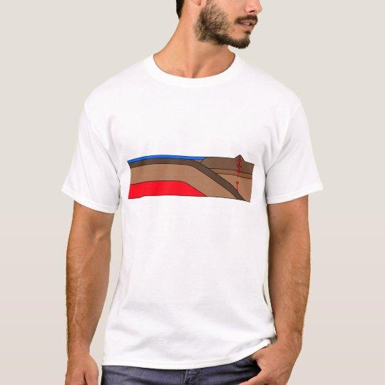 Subduction Stripe T-Shirt