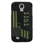 Subdued American Flag 1911 iPhone 3G/3GS Case Galaxy S4 Case