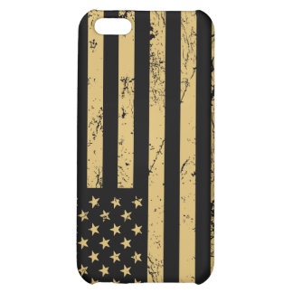 Subdued American Flag iPhone 5C Cover