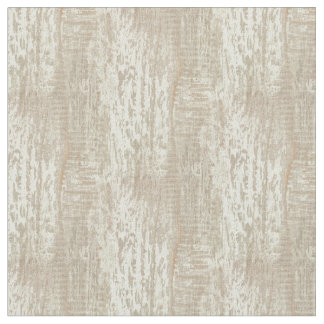 Subdued Coastal Pine Wood Grain Look Fabric