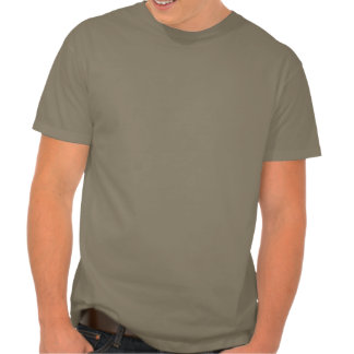 Subdued Earth Round Logo [Grey] Shirt