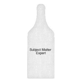 Subject Matter Expert.ai Cutting Board
