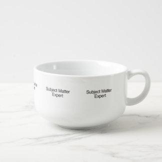 Subject Matter Expert.ai Soup Mug
