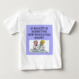 subjective reality tshirt