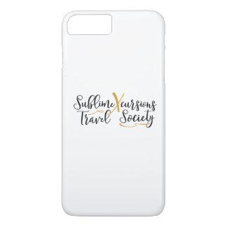sublimeXcursions Apple iPhone 8 Plus/7 Plus Barely iPhone 8 Plus/7 Plus Case