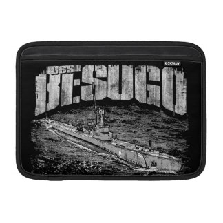Submarine Besugo Macbook Air Rickshaw Sleeve