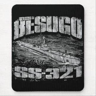 Submarine Besugo Mousepad