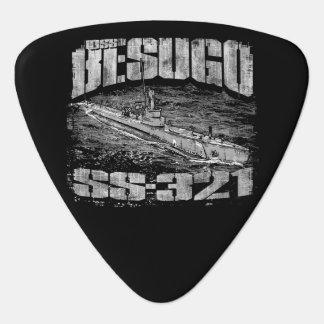 Submarine Besugo Triangle Groverallman Guitar Pick