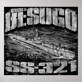 Submarine Besugo Value Poster Paper (Matte) Poster