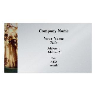 Submarine Escape Hatch Business Card