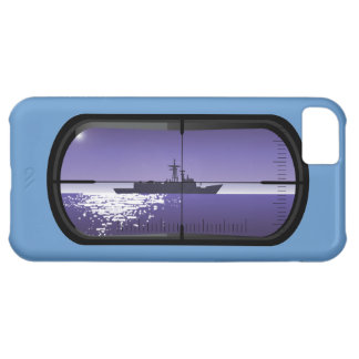 Submarine Patrol iPhone 5C Case