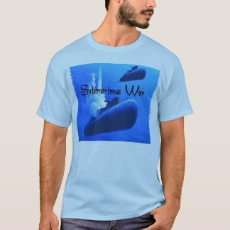 Submarines war T-Shirt