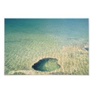 Submerged Geyser Photo Art