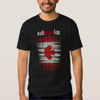subMISSion Canada DaRkSiDe T Shirt